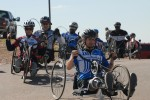 U.S. Army Soldiers Train During Cycling Practice