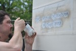 INSCOM Honors Fallen MI Hero with Memorial Engraving