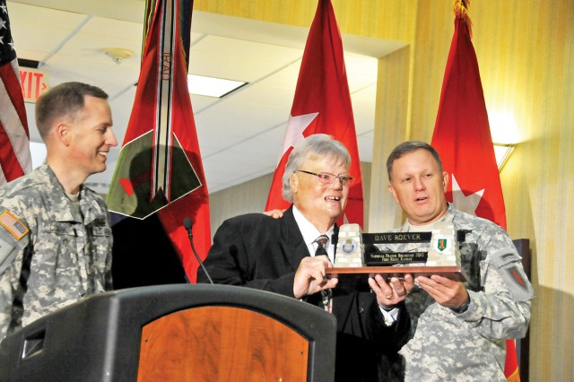 Vet shares life-altering story at prayer breakfast