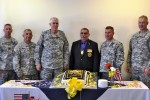 McGregor Range Army Reserve cake cutting ceremony - New Mexico