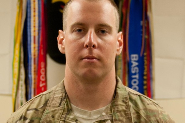 TF Bastogne selects soldier, NCO of quarter