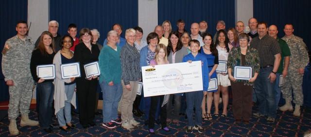 Fort McCoy banquet recognizes volunteer service