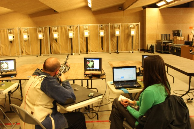CSF2 Performance Enhancement Training is on Target for Team Army's Warrior Games Shooting Team