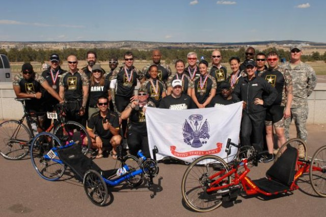 2013 Warrior Games Cycling Competition Images