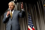 Hagel announces fewer furlough days for DOD employees