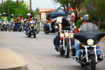 Motorcycle rally