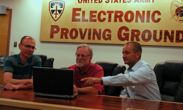 Army Proving Ground, Academia partner to improve soldier communication networks
