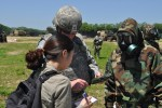210th Fires Brigade conducts decontamination field training exercise