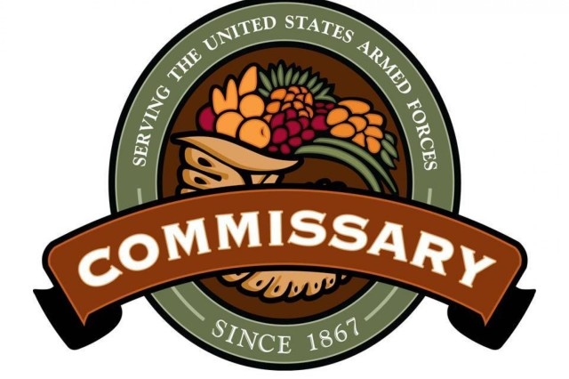 Commissary to close on Mondays due to furloughs.