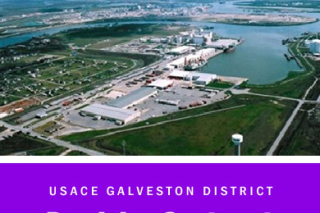 """GALVESTON, Texas (May 17, 2013) """" The U.S. Army Corps of Engineers, Galveston District, awarded a contract in the amount of $3,600,200 to Mike Hooks Inc., for maintenance dredging of the Freeport inside channel and turning basins in Brazoria County, Texas."""