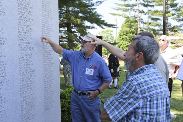 Vets, KIAs remembered at Hamburger Hill ceremony