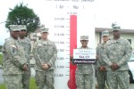 Army Emergency Relief campaign on Okinawa exceeds goal