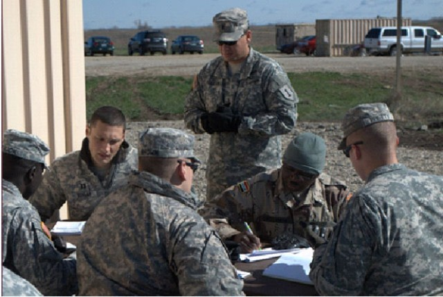 'Dagger University' prepares Soldiers for missions to Africa