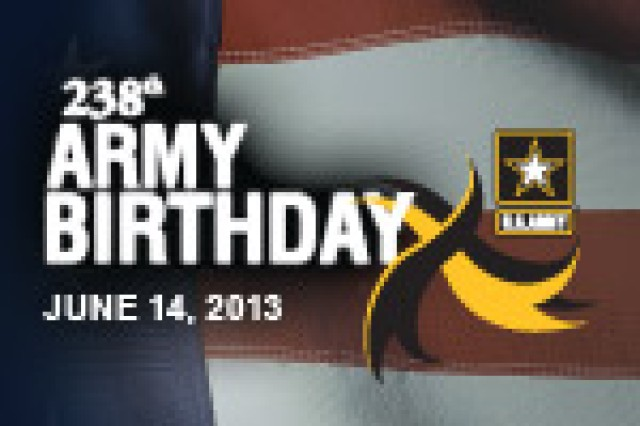 238th Army Birtday HOT TOPIC graphic