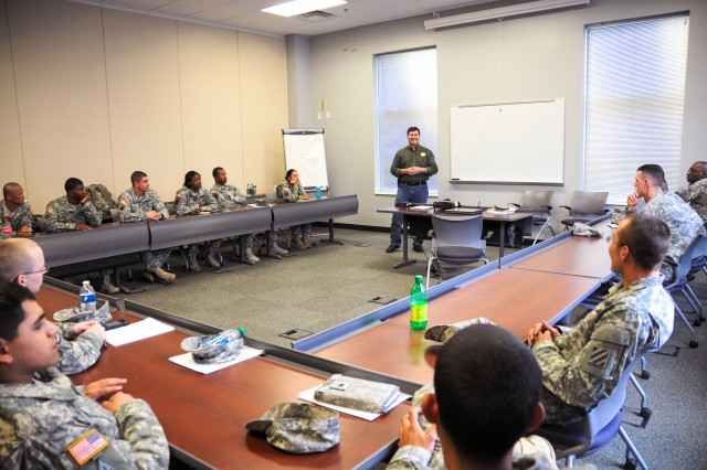 Junior Leader Mentorship Program is a new course designed to be a little unorthodox, that attempted to remind leaders within 1st ABCT what truly matters and offered different approaches to caring for and developing their Soldiers.