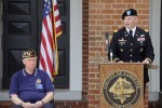 USAG Fort A.P. Hill commander featured speaker at local Memorial Day observance