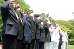 VFW hosts Memorial Day ceremony at Yokohama War Cemetery