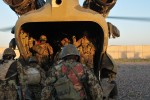 Operation Rising Sun III rounds out company-sized operations for ANA, U.S. partners