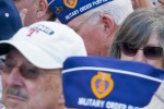 Purple Heart recipients attend Memorial Day service in Texas