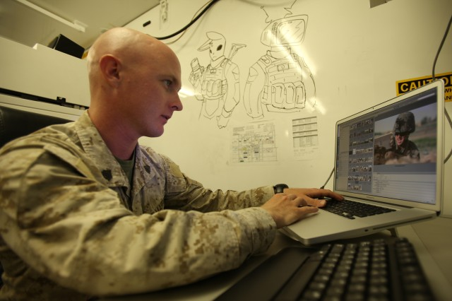 Army, Marines partner again to update Tactical Imagery Production ...