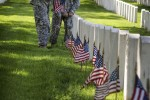 Arsenal service members participate in QC Memorial Day events