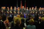 CSA presents 28 junior officers with MacArthur Leadership Awards