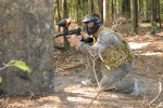 Paintball offers adrenaline rush