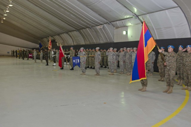 SC unit hands off command in Kosovo to the 525th BfS
