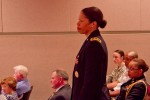 Deputy Chief, Army Reserve is honored as Adjutant General Distinguished Member of the Regiment