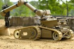 Heftier unmanned ground vehicle offers more lifting, hauling strength