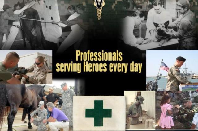Veterinary Corps Poster