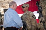 Westphal awards Purple Heart medals to Soldiers wounded in southern Afghanistan
