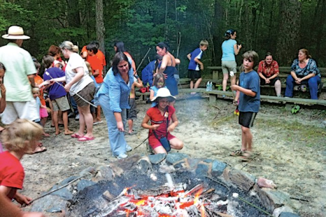 """Family Heart Camp invites military families to its upcoming """"Heart Camp"""" retreat, to be held July 7-14, during which parents and children will learn basic skills of compassionate communication through hands-on activities."""