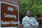 Brigade activation strengthens contracting capability
