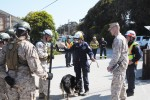 California first responders train for response on former Fort Ord