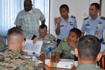 Combined Humanitarian Assistance Disaster Relief Staff Exercise