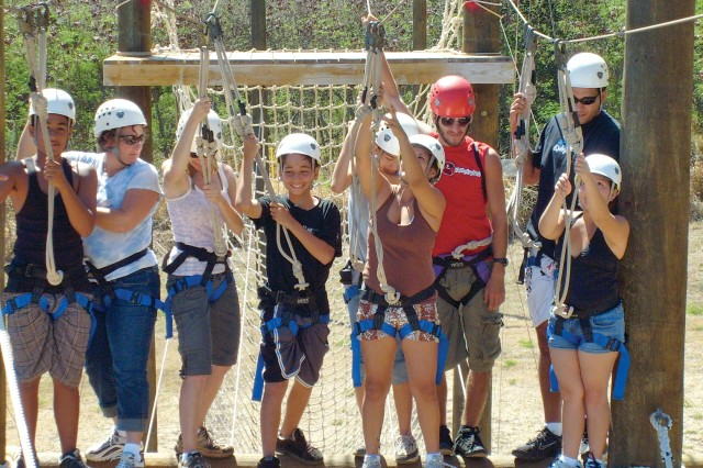 Financial assistance is now available for military families interested in taking part in summer camps at YMCA Camp Erdman. Camp activities include swimming, archery, nature programs and the Odyssey High Ropes Course. Financial assistance packages are limited and based on need.