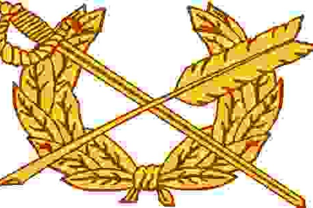 Army JAG Corps insignia