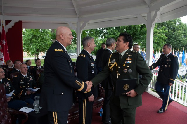 Army War College Graduates