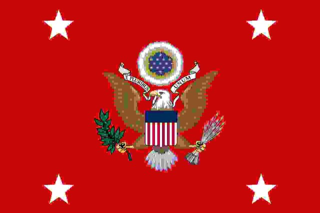 Secretary of the U.S. Army Flag