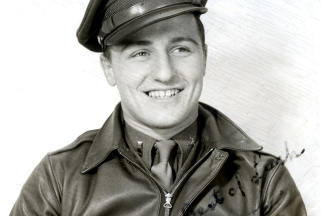 2nd Lt. Robert Pioli, Bombardier, was assigned to the 2nd Bomb Group, 96th Squadron during World War II. During a raid over Yugoslavia, Pioli's B-17 was shoot down and he became a Prisoner of War.