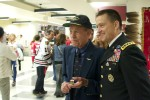 National Hockey League honors veterans, Army Birthday during Stanley Cup Finals