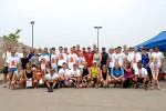 Community turns out for 'Run in the Rain'