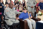 Westphal celebrates Army birthday with wounded warriors