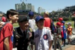 Chicago Cubs honor U.S. Army Soldiers and veterans on eve of Army's 238th birthday