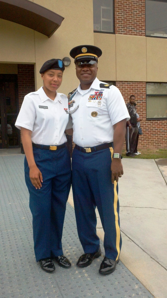 Daughter joins father in The Old Guard
