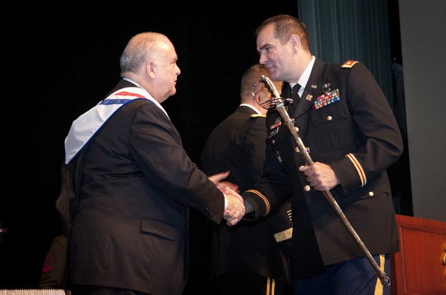 Army under secretary highlights leader development as vital to Army's transition and readiness