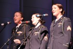 FORSCOM's band performs salute to America and Army birthday concert