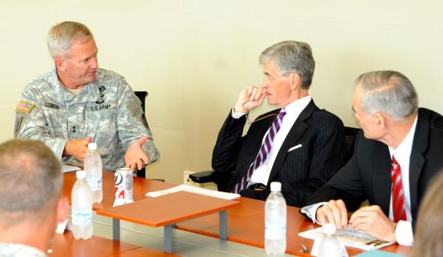 Sexual assault prevention main focus for Sec Army McHugh