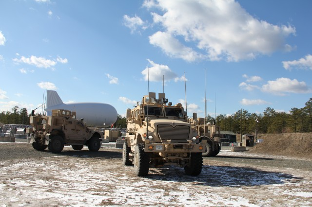 "The ""super"" Digital Systems Engineers' training included a day of hands-on experience with Capability Set 13-equipped vehicles at the Communications-Electronics Research, Development and Engineering Center's field laboratories at Joint Base McGuire-Dix-Lakehurst, N.J."
